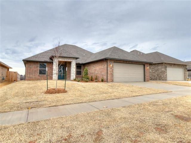 613 NW 180 Street, Edmond, OK 73012 (MLS #809310) :: Wyatt Poindexter Group