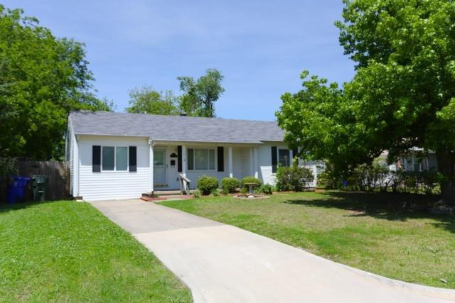 101 E Vida Way, Norman, OK 73069 (MLS #809353) :: Homestead & Co