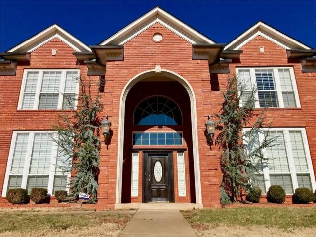 7009 NW 128th Terrace, Oklahoma City, OK 73142 (MLS #809462) :: Wyatt Poindexter Group