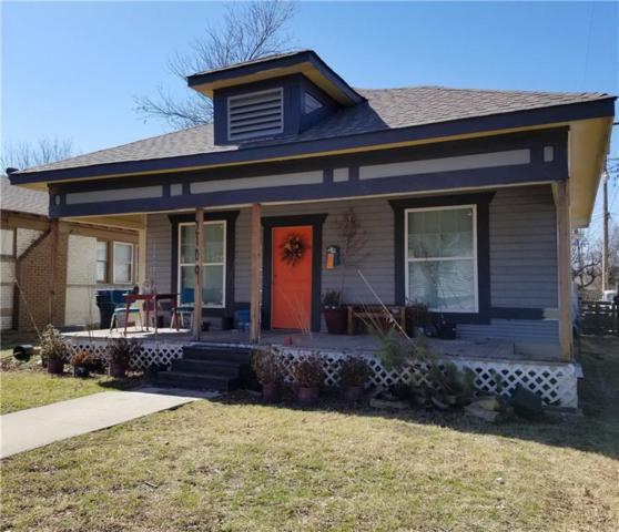 2109 N Mckinley, Oklahoma City, OK 73106 (MLS #809466) :: Erhardt Group at Keller Williams Mulinix OKC