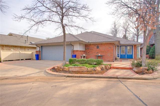 3101 Castle Rock Road #30, Oklahoma City, OK 73120 (MLS #809480) :: Wyatt Poindexter Group