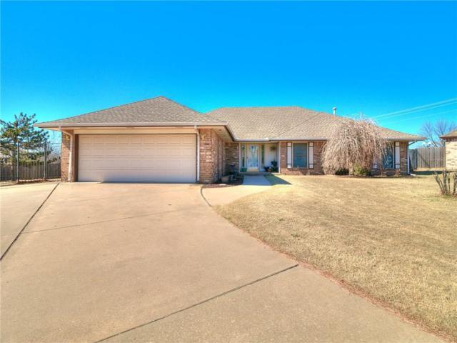 10601 W Country Drive, Oklahoma City, OK 73170 (MLS #809502) :: Keller Williams Mulinix OKC