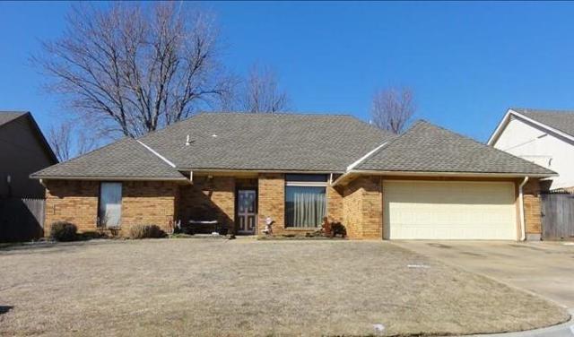 10329 Casa Linda, Oklahoma City, OK 73139 (MLS #809507) :: Wyatt Poindexter Group