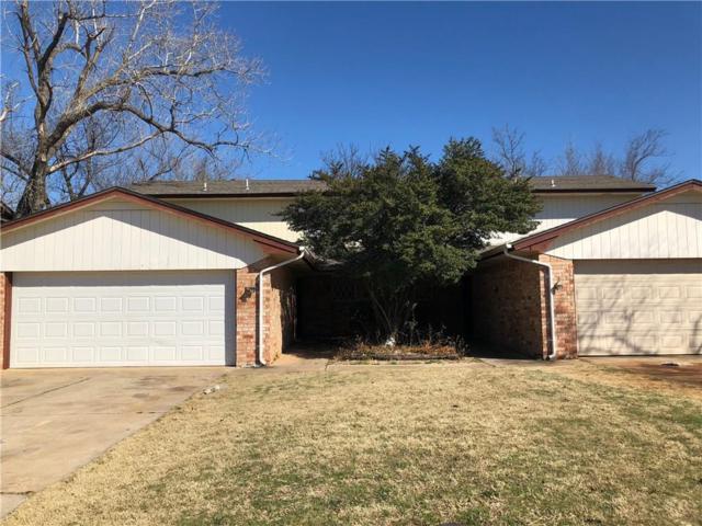 6400 Galaxie Drive, Oklahoma City, OK 73132 (MLS #809553) :: Erhardt Group at Keller Williams Mulinix OKC