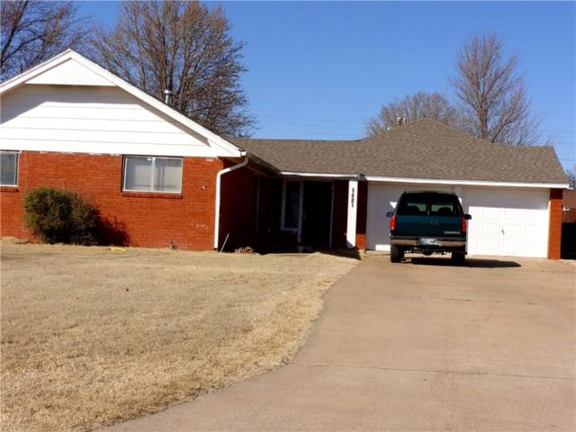 1421 W. 6th, Elk City, OK 73644 (MLS #809591) :: Erhardt Group at Keller Williams Mulinix OKC