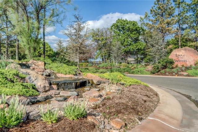 2624 Walking Woods Trail, Edmond, OK 73049 (MLS #809680) :: Homestead & Co