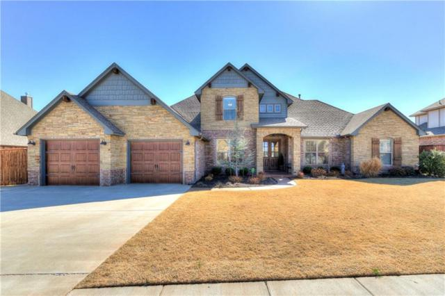 5304 NW 161st Terrace, Edmond, OK 73013 (MLS #809689) :: Wyatt Poindexter Group