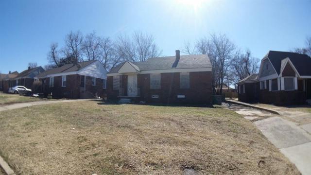 2112 NE 19th, Oklahoma City, OK 73111 (MLS #809726) :: Wyatt Poindexter Group