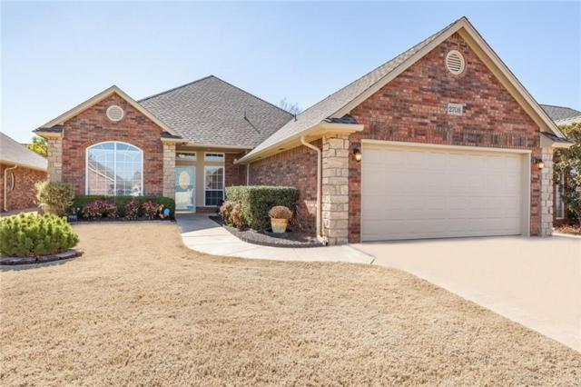 2708 NW 152nd Street, Edmond, OK 73013 (MLS #809727) :: Wyatt Poindexter Group