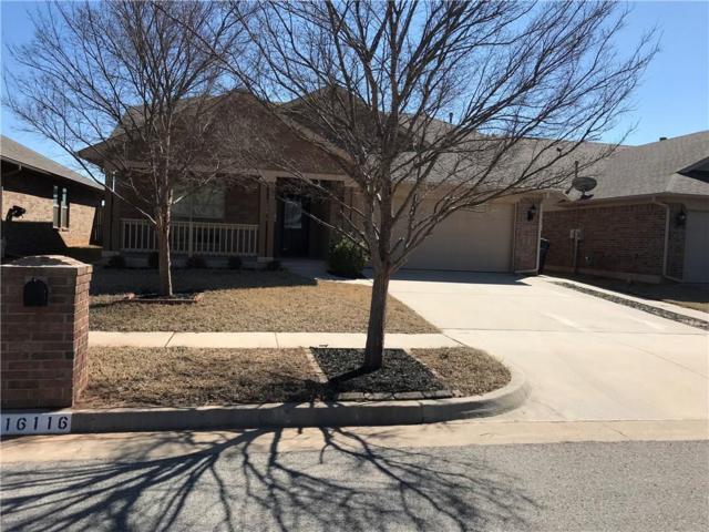 16116 Raindust Drive, Oklahoma City, OK 73170 (MLS #809732) :: Meraki Real Estate