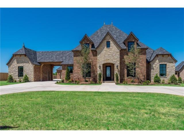 4213 Paloma Circle, Edmond, OK 73012 (MLS #809767) :: Barry Hurley Real Estate