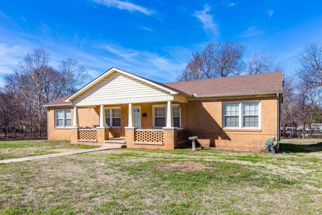 225 S Canadian Street, Purcell, OK 73080 (MLS #809792) :: KING Real Estate Group