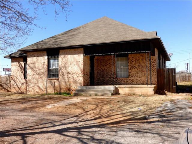 2003 W Broadway, Elk City, OK 73644 (MLS #809795) :: Wyatt Poindexter Group