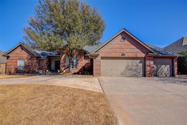 12208 Endor Drive, Oklahoma City, OK 73170 (MLS #809845) :: Wyatt Poindexter Group