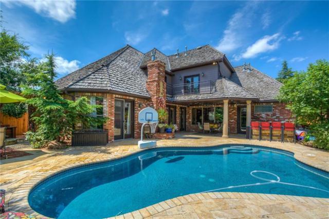 4504 Greystone Lane, Norman, OK 73072 (MLS #809966) :: KING Real Estate Group