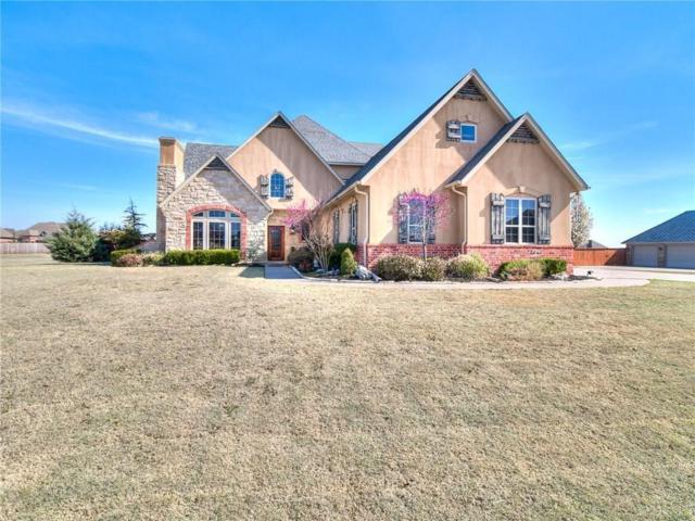 243 Brandon Circle, Goldsby, OK 73093 (MLS #810010) :: Meraki Real Estate