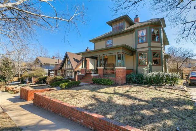 610 NW 17th Street, Oklahoma City, OK 73103 (MLS #810011) :: Erhardt Group at Keller Williams Mulinix OKC
