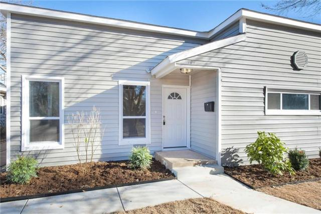 709 NW 33rd Street, Oklahoma City, OK 73118 (MLS #810016) :: Erhardt Group at Keller Williams Mulinix OKC