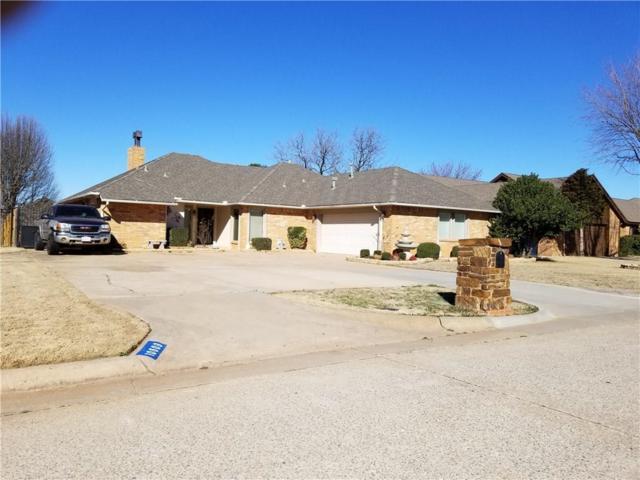 10609 W Country, Oklahoma City, OK 73170 (MLS #810033) :: Wyatt Poindexter Group