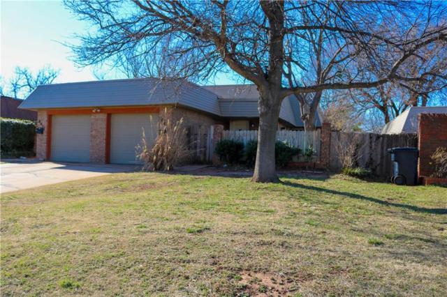 6417 N Peniel Avenue, Oklahoma City, OK 73132 (MLS #810069) :: Erhardt Group at Keller Williams Mulinix OKC
