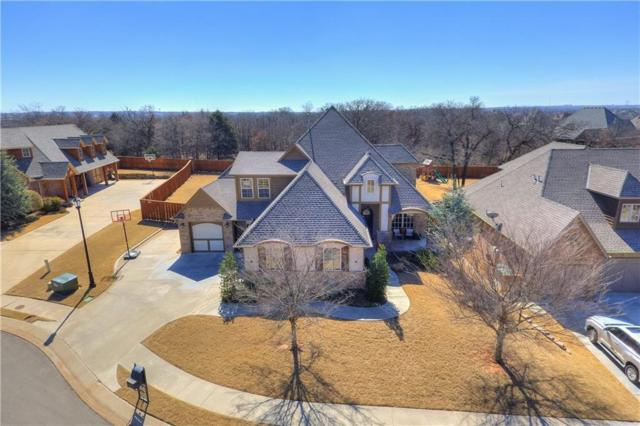2808 Cattle Drive, Edmond, OK 73034 (MLS #810173) :: Barry Hurley Real Estate