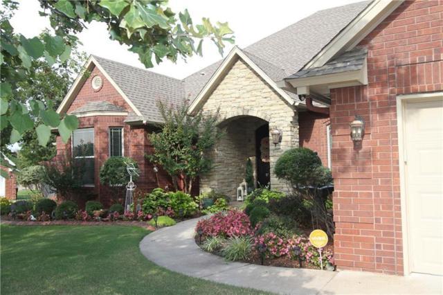5000 Robin Hill Lane, Oklahoma City, OK 73150 (MLS #810197) :: Wyatt Poindexter Group