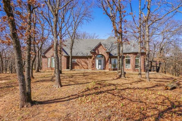 20301 SE 149th Street, Newalla, OK 74857 (MLS #810216) :: Barry Hurley Real Estate