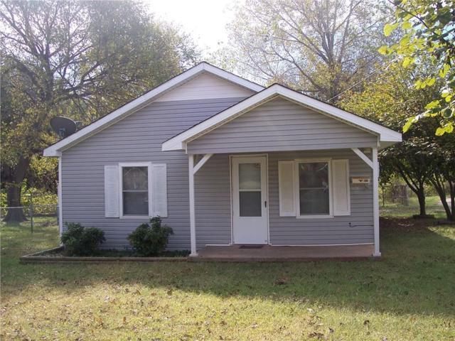 805 E Colbert Street, Wynnewood, OK 73098 (MLS #810221) :: Wyatt Poindexter Group