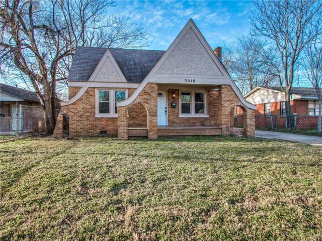 3018 NW 20th Street, Oklahoma City, OK 73107 (MLS #810286) :: Barry Hurley Real Estate