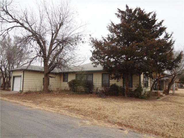 501 E Pecan Street, Altus, OK 73521 (MLS #810328) :: KING Real Estate Group