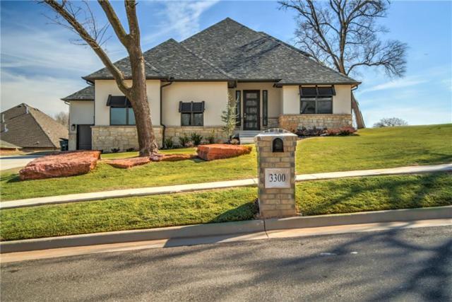3300 Lakeshire Ridge Way, Edmond, OK 73034 (MLS #810330) :: Homestead & Co