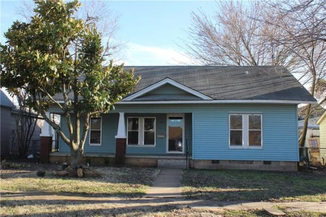 118 W 4th Street, Stroud, OK 74079 (MLS #810339) :: KING Real Estate Group