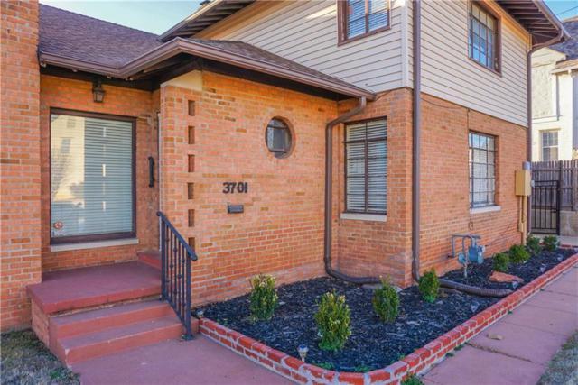 3701 N Olie, Oklahoma City, OK 73118 (MLS #810393) :: Erhardt Group at Keller Williams Mulinix OKC