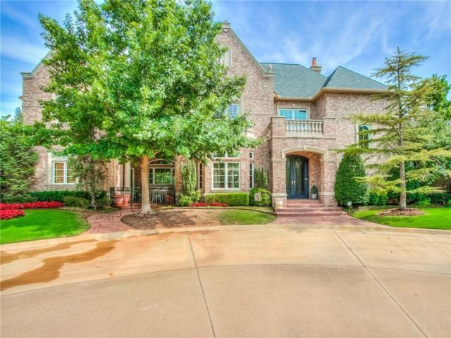 10820 Orleans Court, Oklahoma City, OK 73170 (MLS #810398) :: Wyatt Poindexter Group