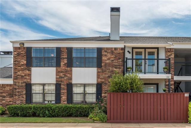 3003 River Oaks Drive #235, Norman, OK 73072 (MLS #810415) :: Barry Hurley Real Estate