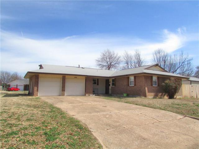4328 Suntane, Del City, OK 73115 (MLS #810443) :: Homestead & Co