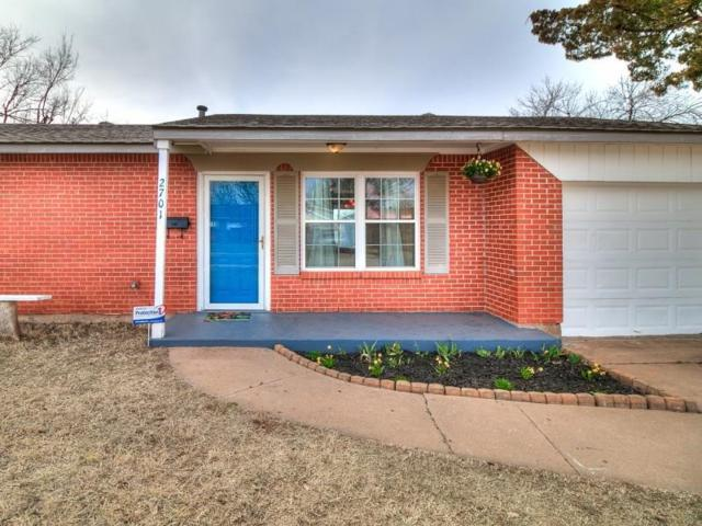 2701 Yorkshire Avenue, Moore, OK 73160 (MLS #810481) :: Homestead & Co