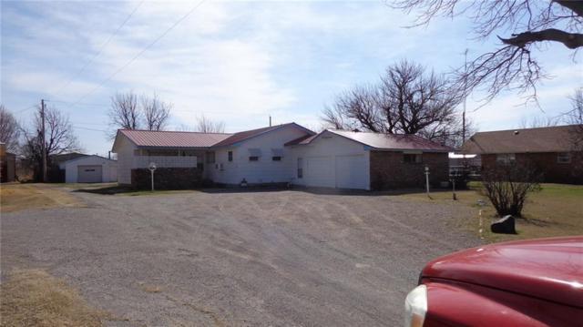 226 Wichita Street, Roosevelt, OK 73564 (MLS #810490) :: Wyatt Poindexter Group