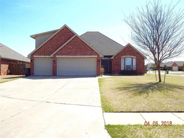 10216 SW 28th Circle, Yukon, OK 73099 (MLS #810590) :: Wyatt Poindexter Group