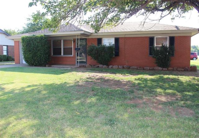 1108 Hazel, Altus, OK 73521 (MLS #810610) :: KING Real Estate Group