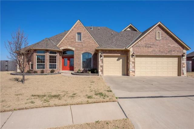 6316 Braniger Way, Oklahoma City, OK 73132 (MLS #810636) :: Homestead & Co
