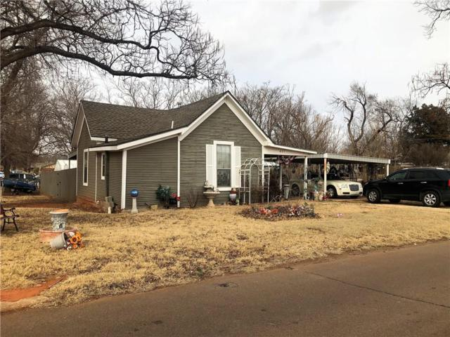 421 W B Ave, Elk City, OK 73644 (MLS #810646) :: UB Home Team