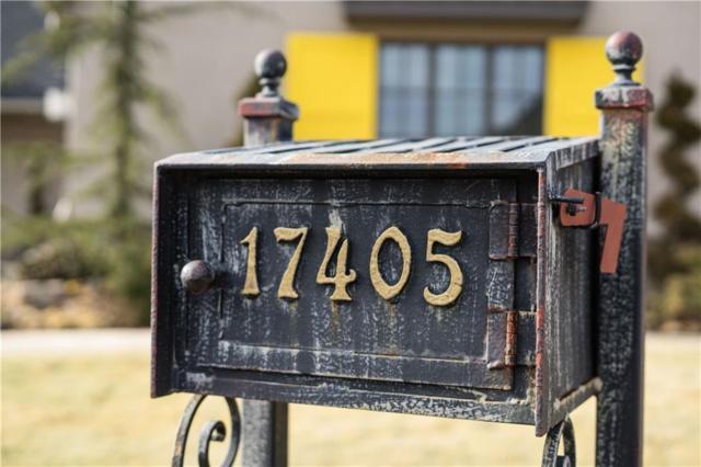 17405 Hawks View Court, Edmond, OK 73012 (MLS #810664) :: Meraki Real Estate