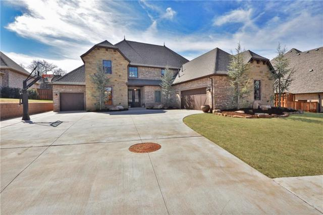 2716 Open Range Road, Edmond, OK 73034 (MLS #810730) :: Wyatt Poindexter Group