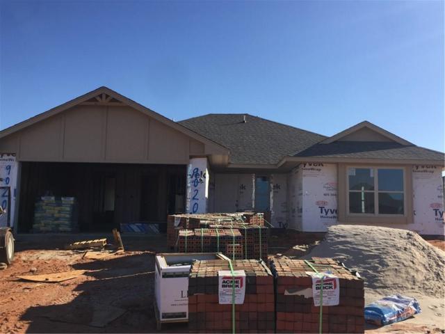 9020 SW 48th Terrace, Oklahoma City, OK 73179 (MLS #810737) :: Erhardt Group at Keller Williams Mulinix OKC