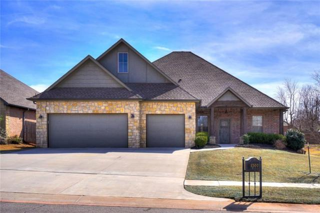 2300 Burning Tree, Norman, OK 73071 (MLS #810802) :: Homestead & Co
