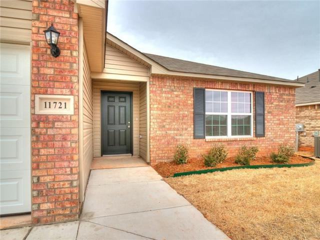 7604 Lipizzan Road, Oklahoma City, OK 73132 (MLS #810807) :: Wyatt Poindexter Group
