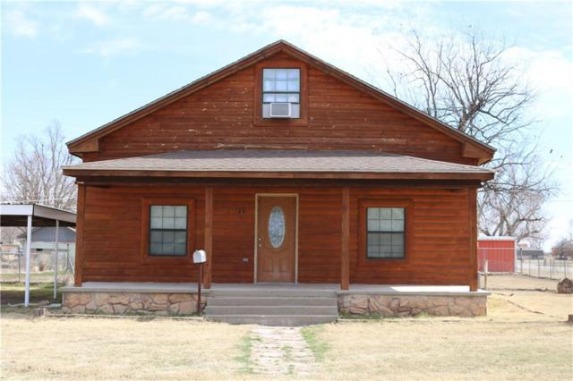 728 S Washington, Hobart, OK 73651 (MLS #810819) :: Homestead & Co