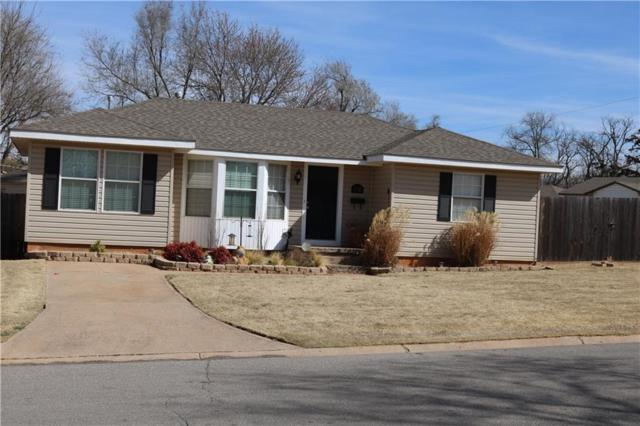 116 Currell Ln, Elk City, OK 73644 (MLS #810829) :: Barry Hurley Real Estate
