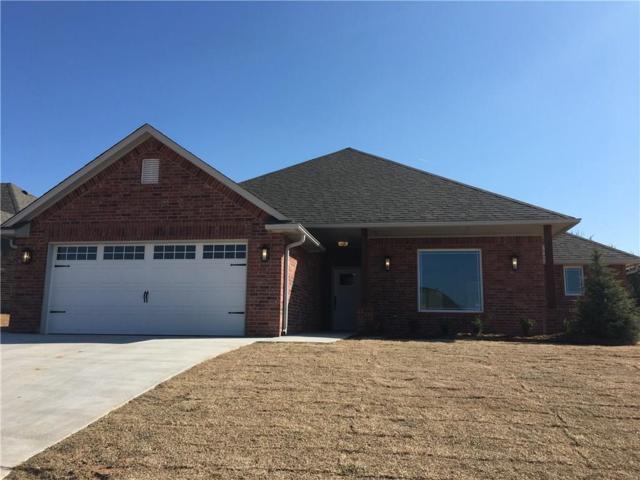 1113 Adeline Drive, Shawnee, OK 74804 (MLS #810834) :: Wyatt Poindexter Group